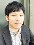 古川智之氏